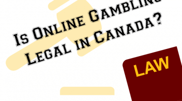 Is Online Gambling Legal in Canada?